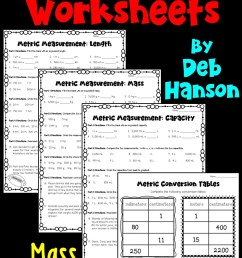 Metric Conversion Worksheets 4th Grade   Printable Worksheets and  Activities for Teachers [ 2208 x 1280 Pixel ]