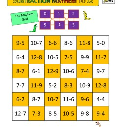 Missing Addend Worksheets First Grade   Educational Template Design [ 1294 x 1000 Pixel ]