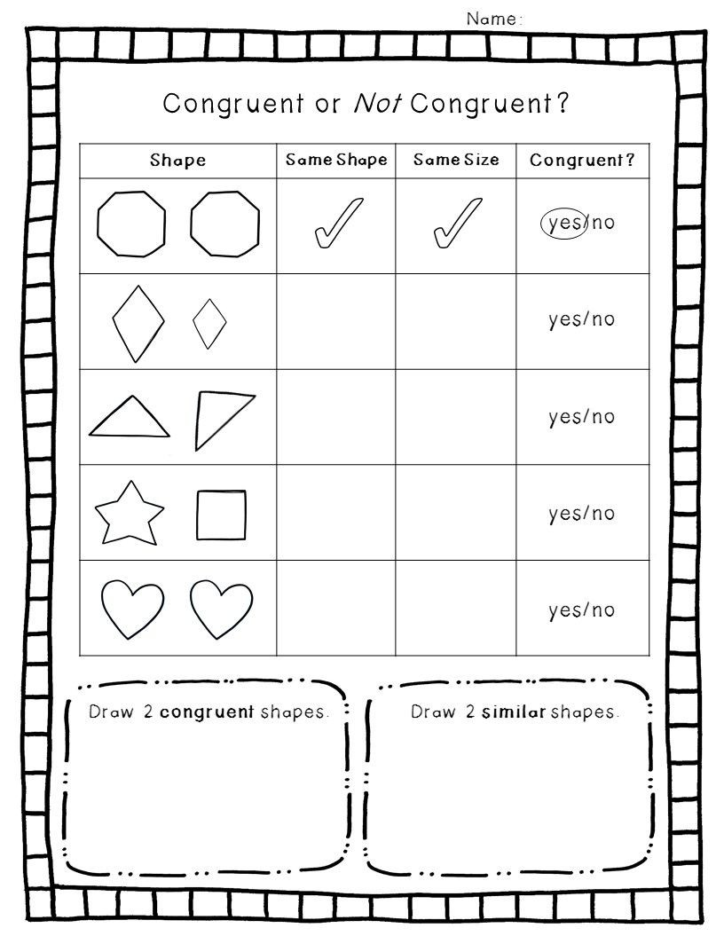 hight resolution of Polygon Worksheets 4th Grade   Educational Template Design