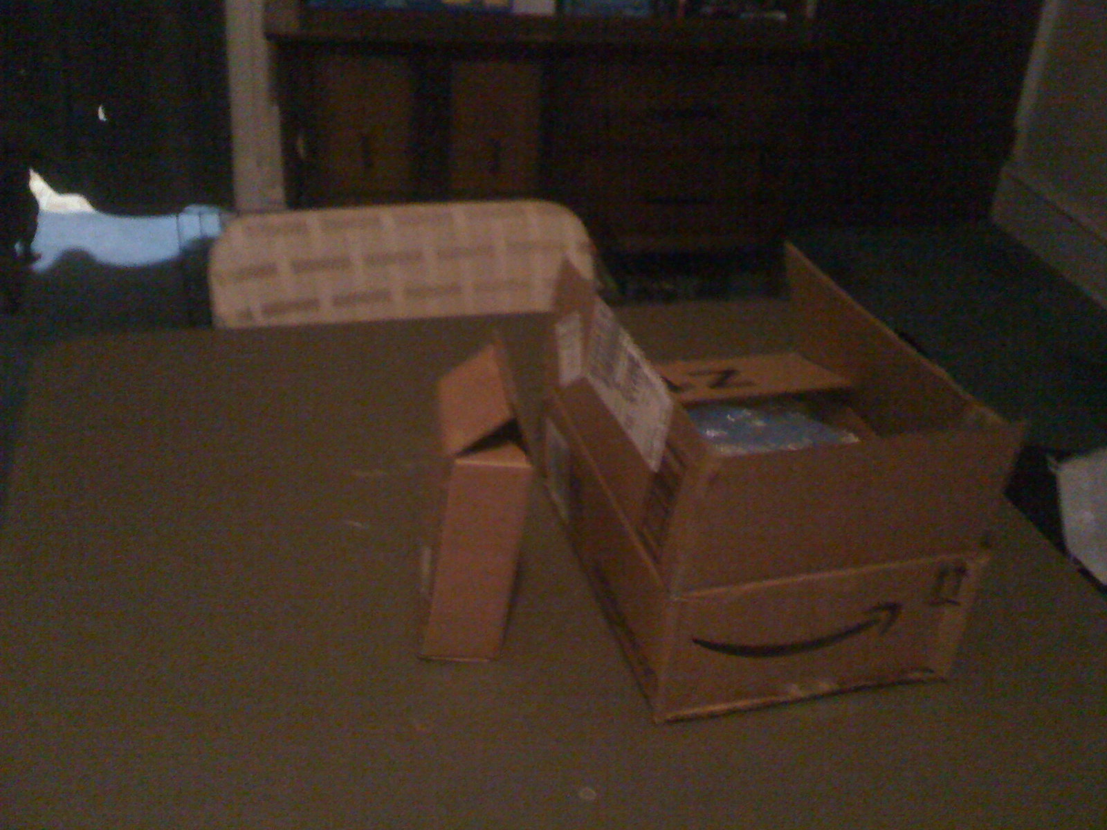 Within that box, a significantly smaller box.
