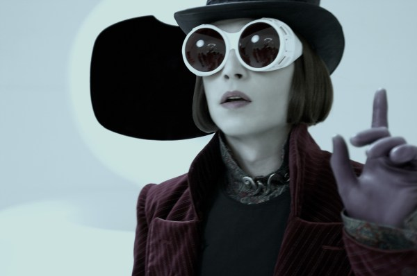 Charlie and the Chocolate Factory Willy Wonka Johnny Depp