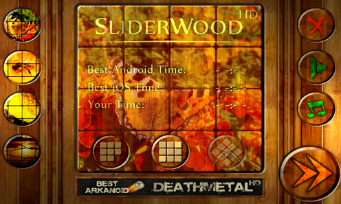 SliderWood HD