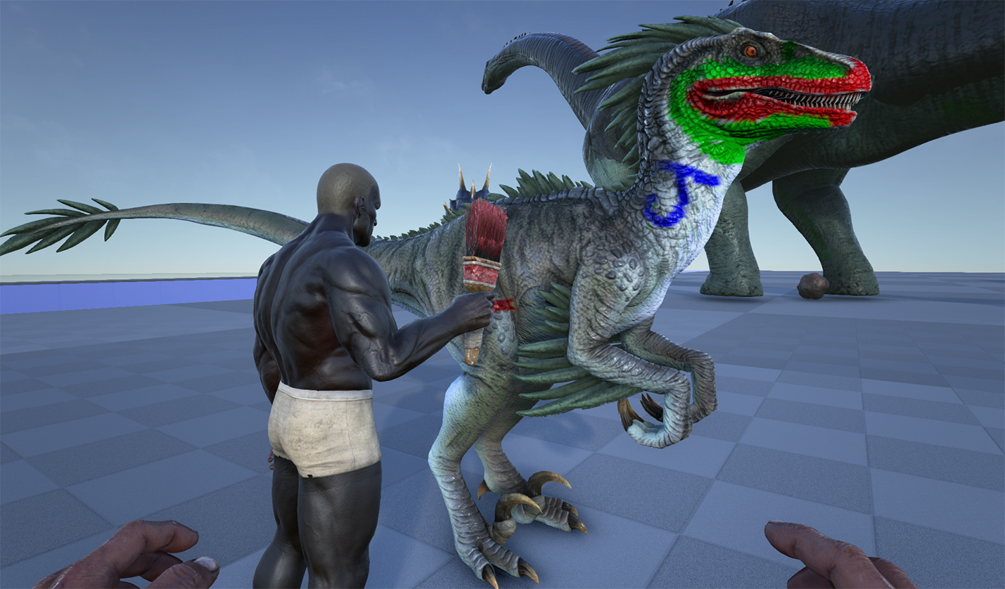 patch notes jurassic ark