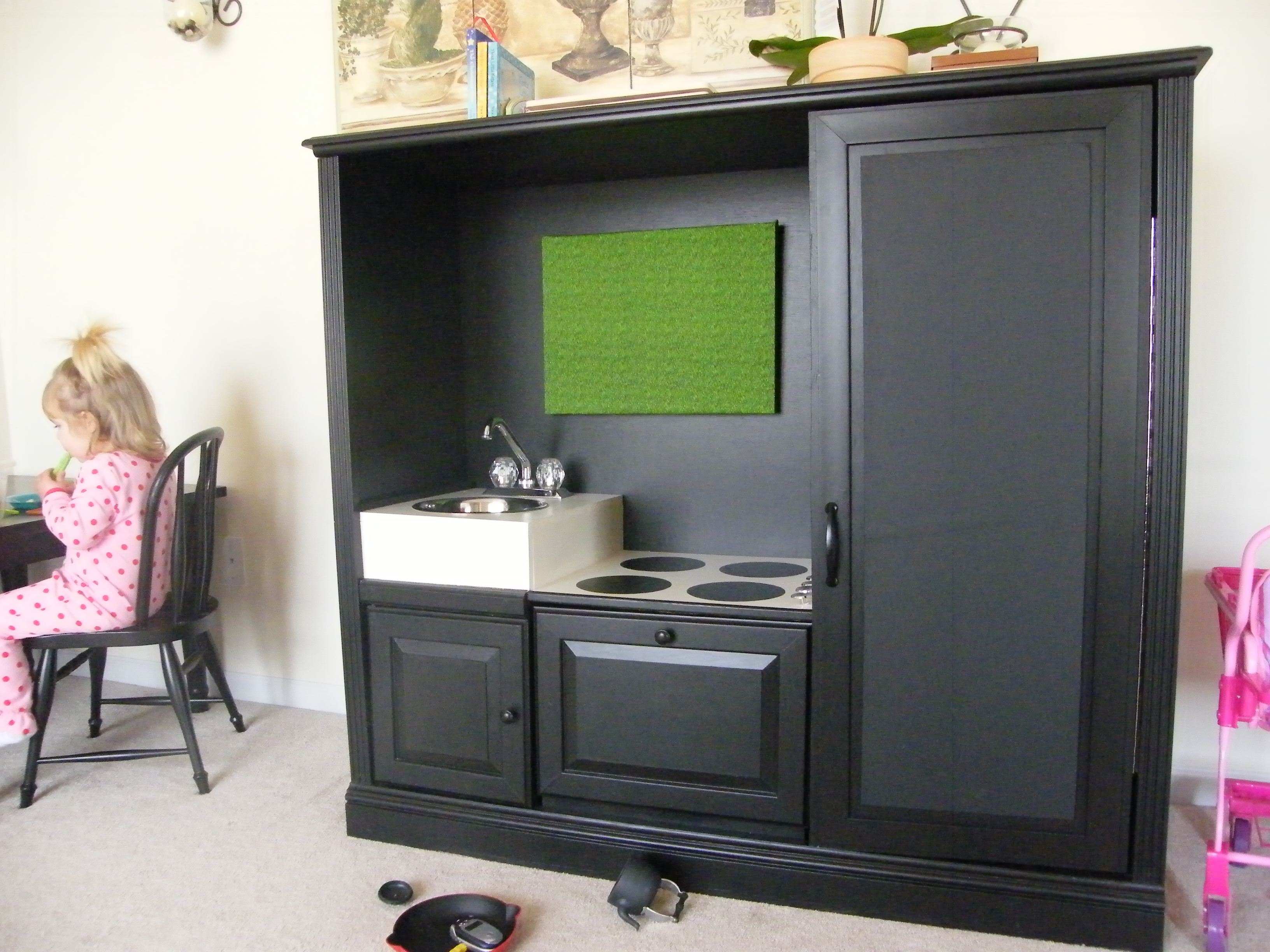 Better Play Kitchens  My blog about making kitchens for kids