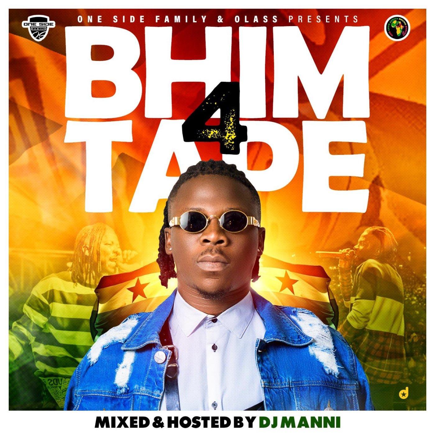 DJ Manni - Stonebwoy Bhimtape Volume 4