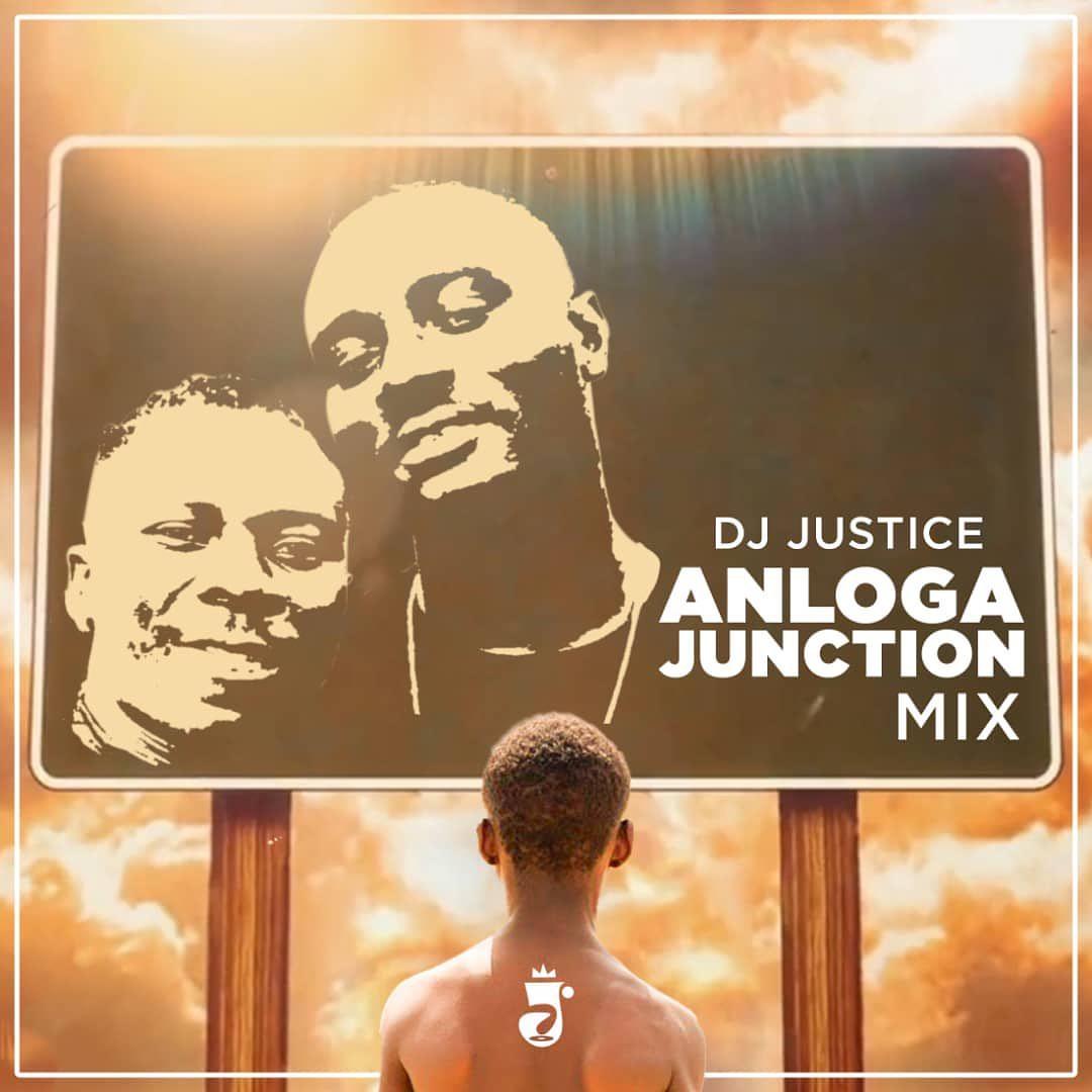 DJ Justice - Anloga Junction Mix