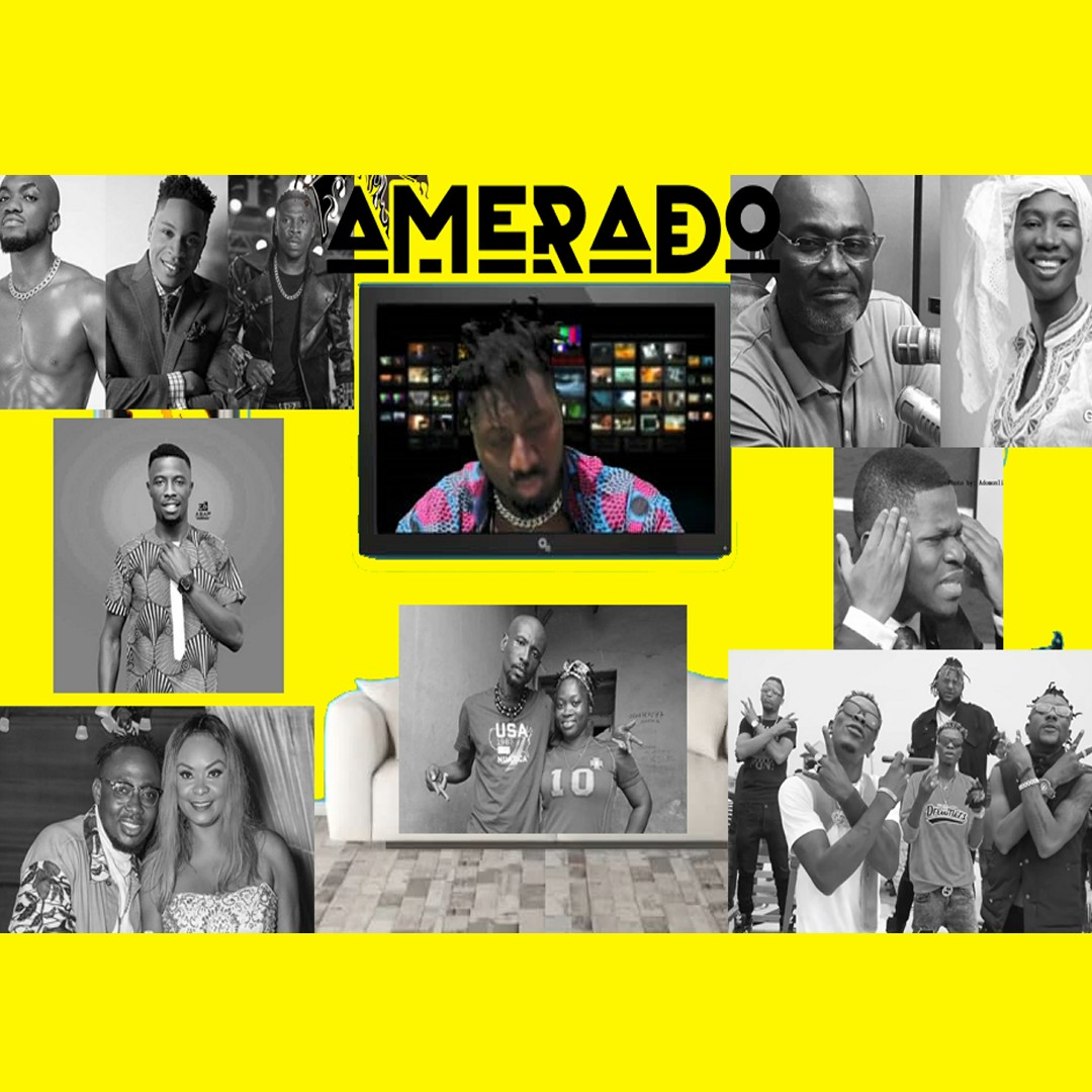 Amerado - Yeete Nsem (Episode 3)