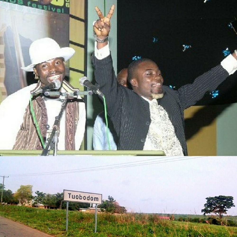 Nkasei - Tuobodom