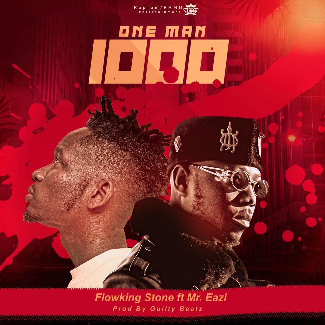 Flowking Stone - One Man 1000 (feat. Mr Eazi)