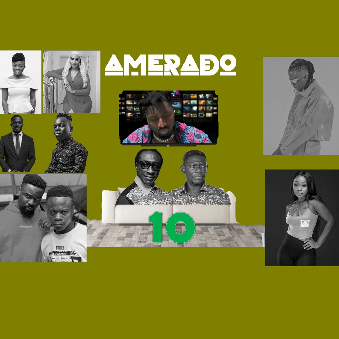 Amerado - Yeete Nsem (Episode 10)