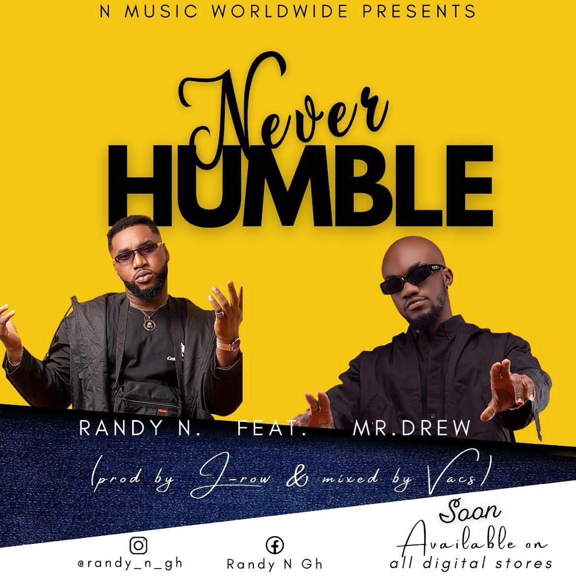 Randy N - Never Humble