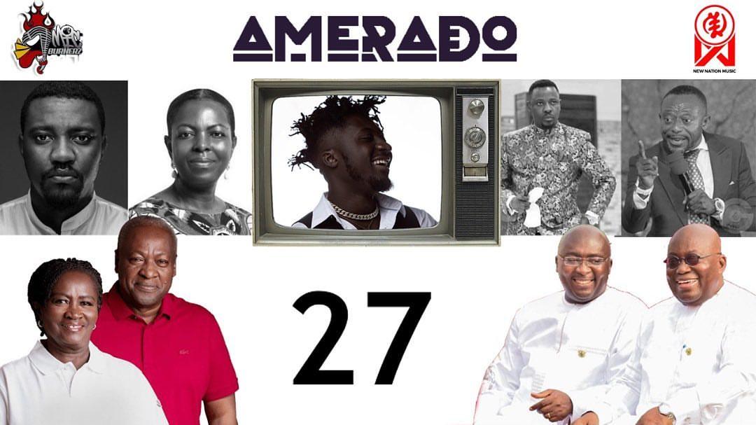 Amerado - Yeete Nsem Episode 27