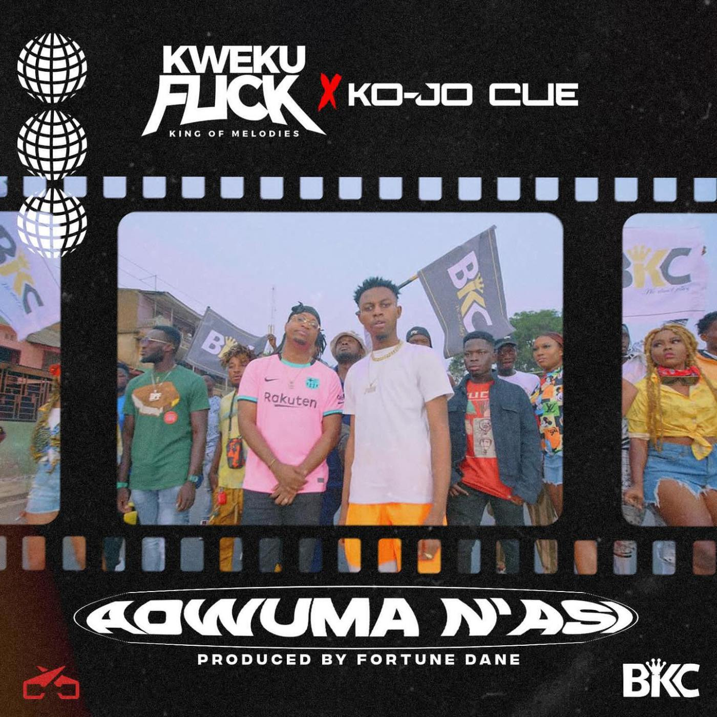 Kweku Flick & Ko-Jo Cue - Adwuma N'asi