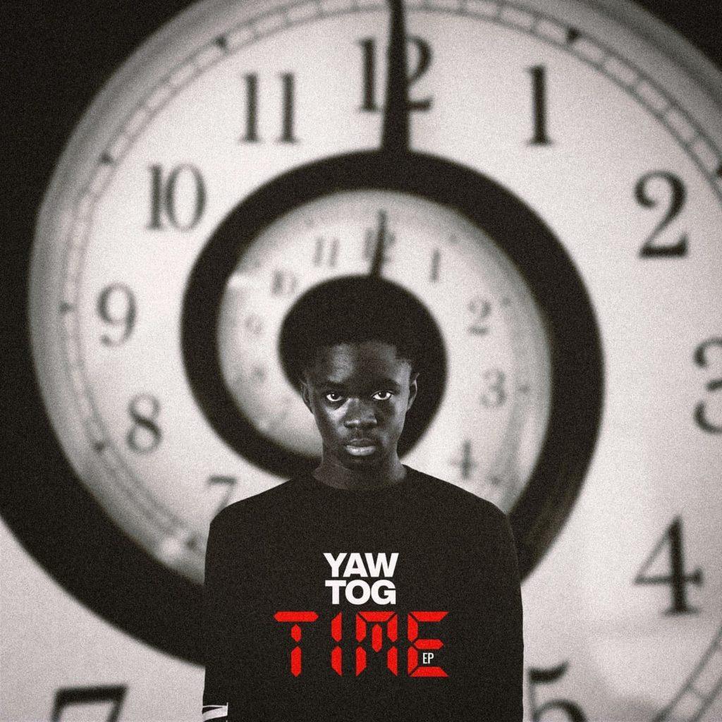 Yaw Tog - Time EP