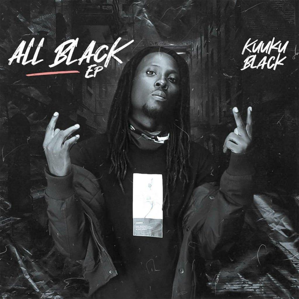 Kuuku Black - All Black EP