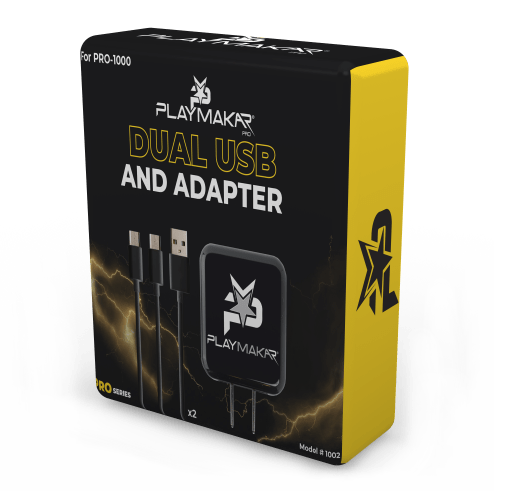 PlayMakar Dual USB Charging Cables