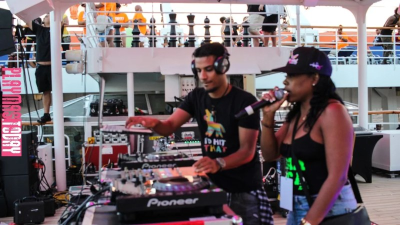 Uber Soca Cruise with Wassi