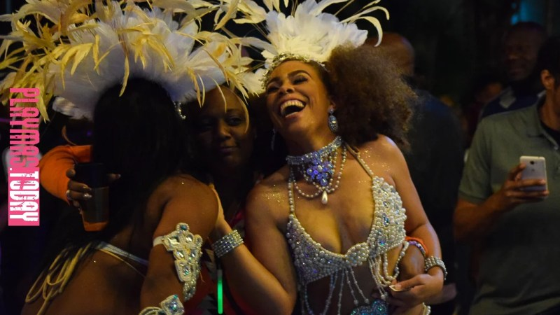 Reckless Pirates Bahamas Carnival 2018 theme Hidden Pearls of the Seas=