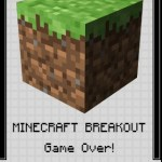 Play Minecraft Block Breakout 2