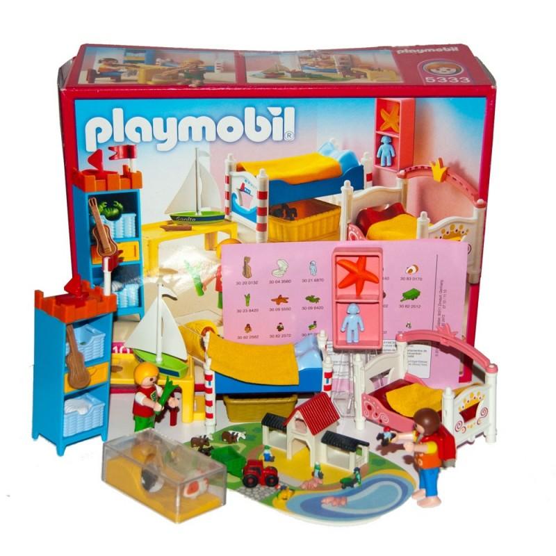 Habitacion Ninos Playmobil