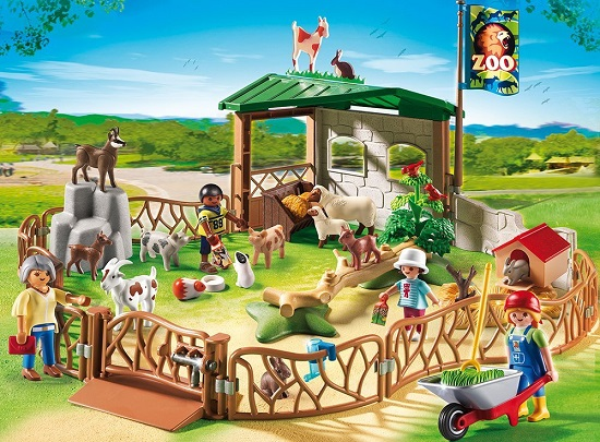 Playmobil City Zoo - 28.79 GBP
