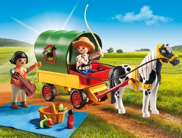Playmobil Carridge