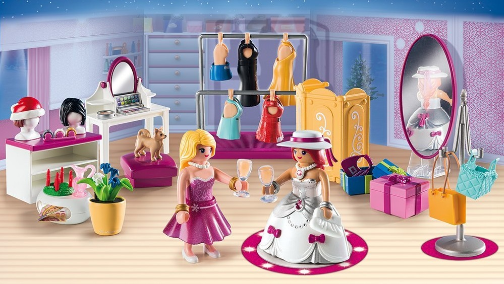 Playmobil fashion designer - 15.99 Euro