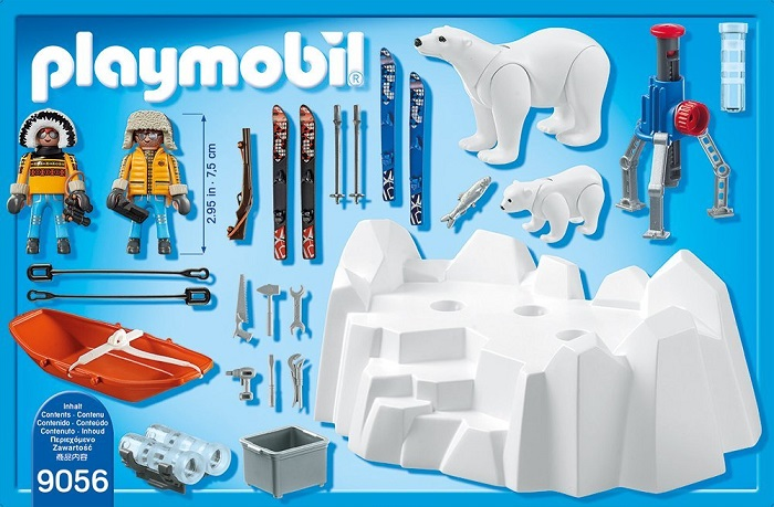 Playmobil Polar Bear - 9056