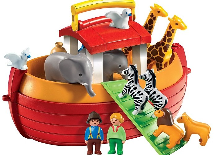 Click to get the best price for Playmobil's Noah's Ark