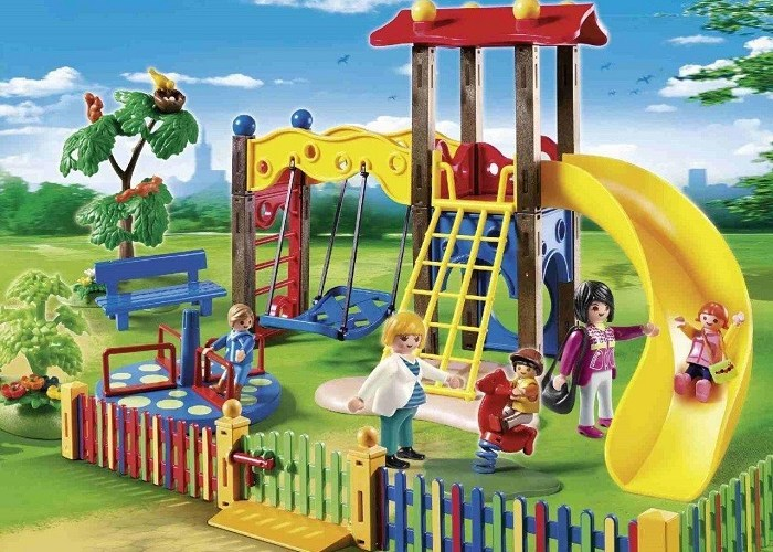 Click to get the best price for Playmobil Playground set
