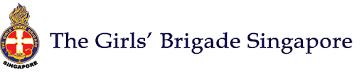 Logo of The Girls' Brigade Singapore