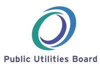 Logo of Public Utilities Board