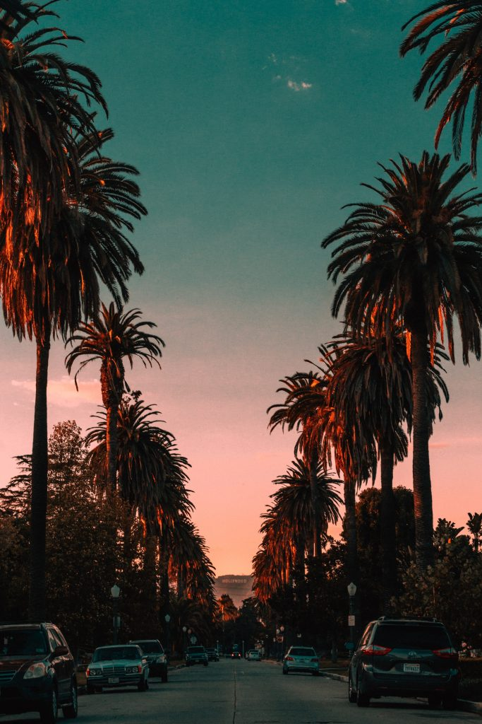 Coucher De Soleil Los Angeles : coucher, soleil, angeles, Angeles, PlayNetwork