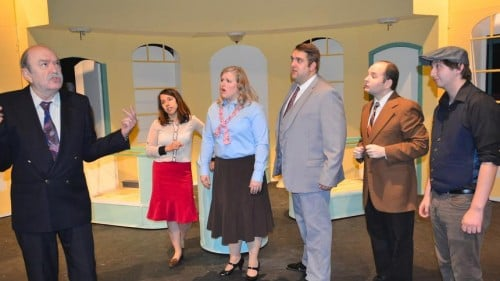 She Loves Me at Pequot Lakes Production photo from the Brainerd Dispatch