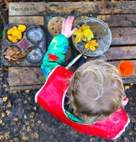 Outdoor Mud Kitchen Ideas.  EYFS Activities for Toddlers and Preschoolers at home