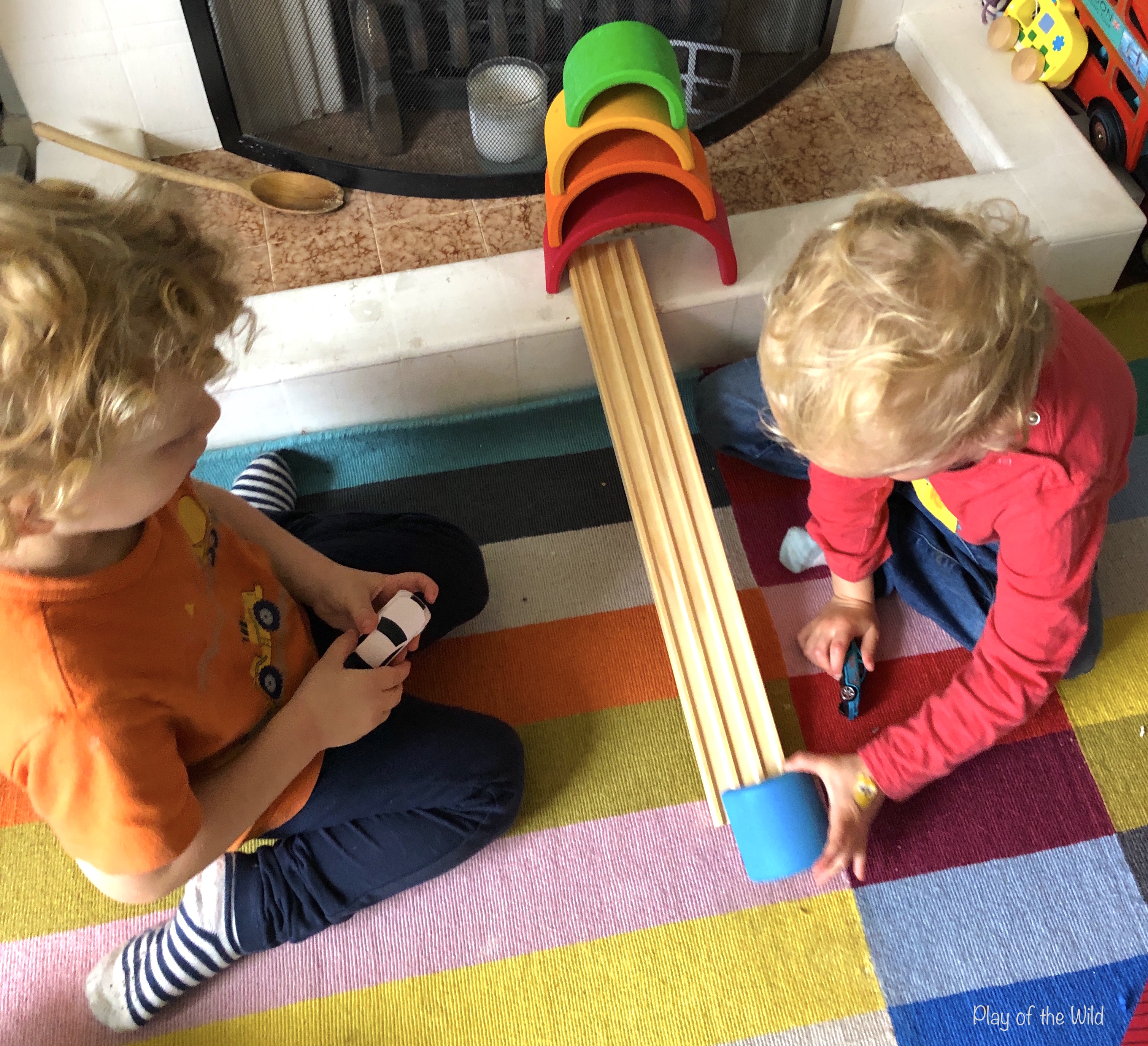 loose parts for toddlers