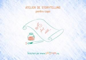 Storytelling pentru copii @Carturesti Bucuresti Mall