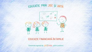 Workshop online - Educație financiară în familie @ Home