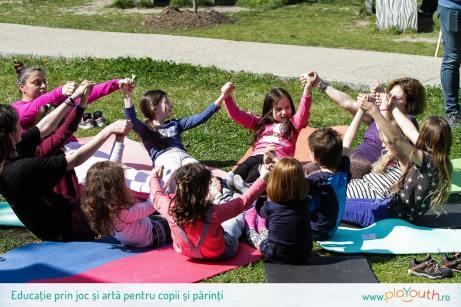 maratonul educatiei yoga
