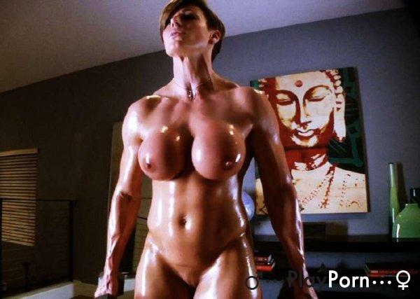Lesbian Foot Fetish Muscular Wooman  Megan Avalon And