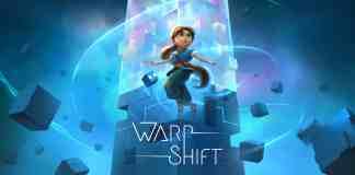 WarpShift Cover