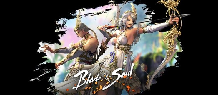 PR2019 Blade and Soul Archer Cover myplaypost