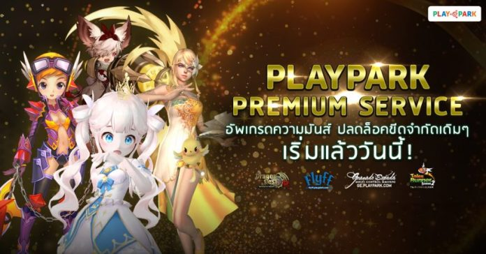 PR2019 PlayPark Premium Service cover myplaypost