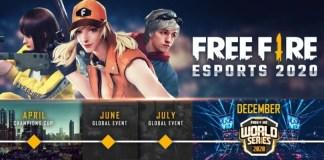 PR2020 Garena Free Fire World Cup Cover playpost