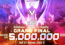 PR2020 Free Fire Pro League Season 2 Presented by dtac Grand Final cover playpost