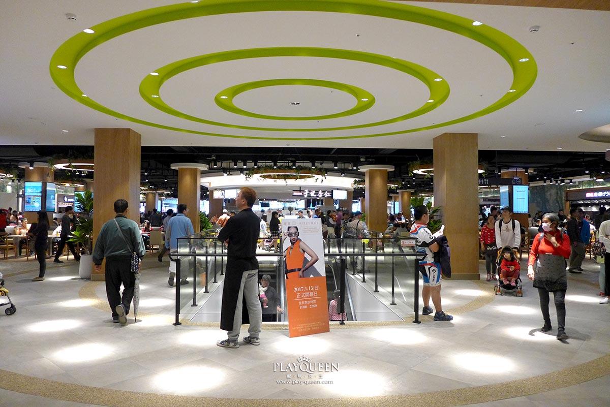 【臺中景點】麗寶 Outlet Mall 。中臺灣最大Outlet。12月24日 (六) 正式試營運。優惠、折扣、驚喜樣樣送!