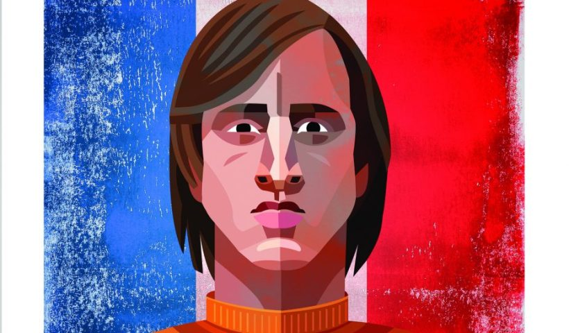 Image of Johan Cruijff by Robert Ball