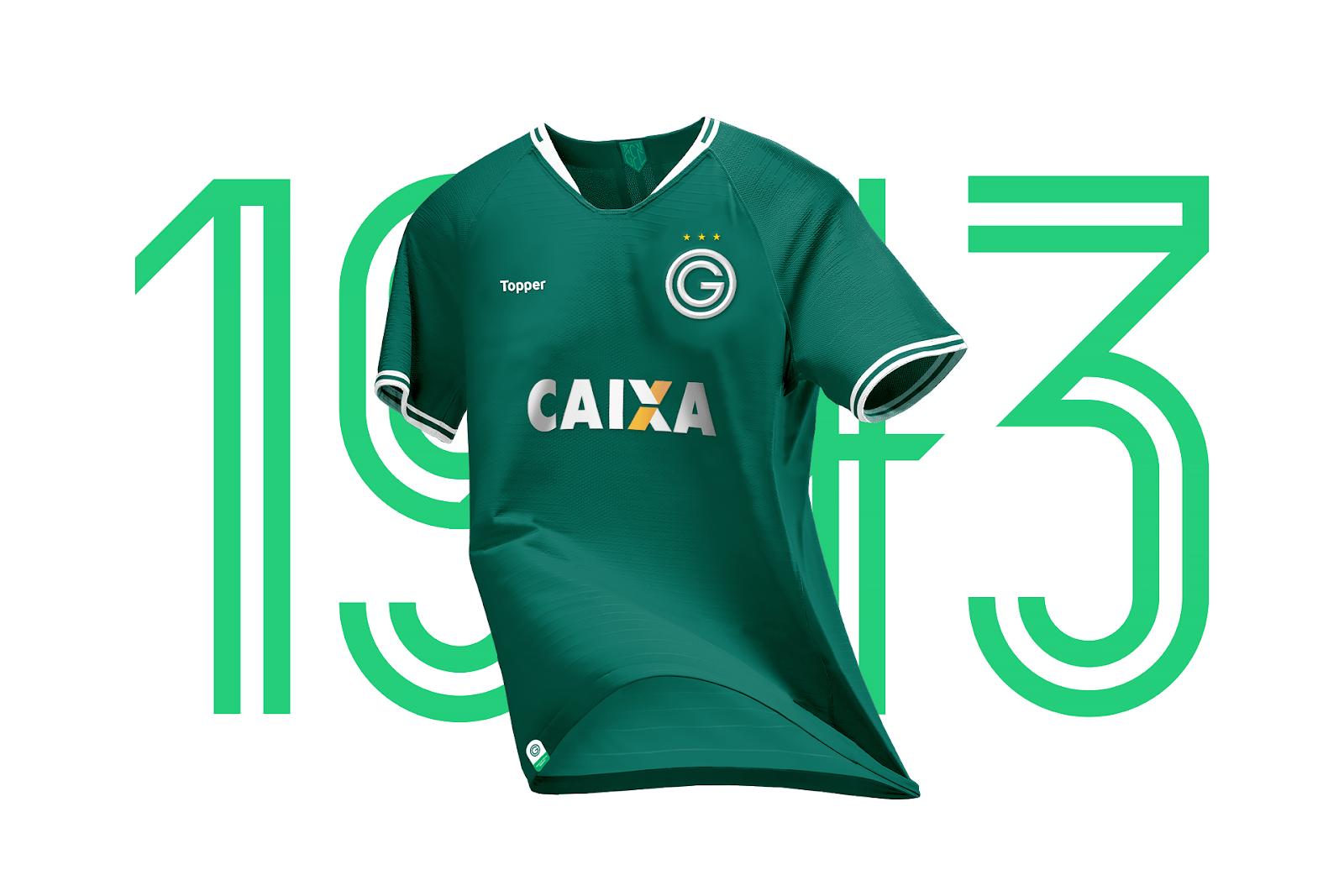 Goiás shirt