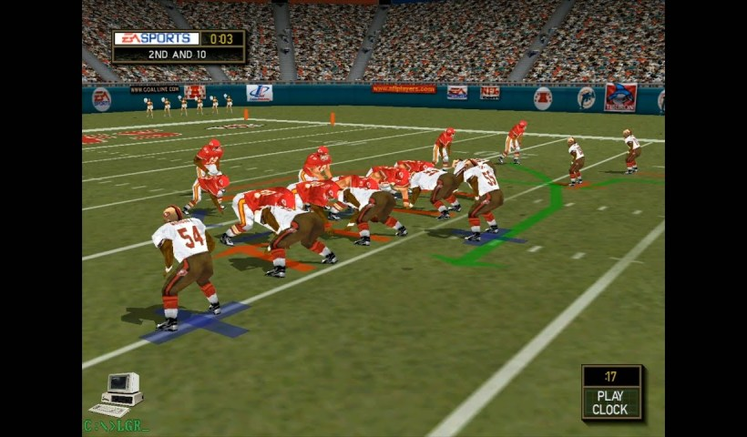 LGR Blerberbowl I: CPU Chiefs vs CPU 49ers
