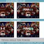 Poker Game Spec
